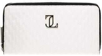 JLO by Jennifer Lopez New Womens White Madison Pu Purse Purses