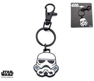 Star Wars Black IP & Base Metal Stormtrooper with Black IP - Key Chain