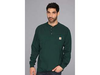 Carhartt Big Tall Workwear Pocket L/S Henley