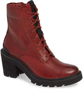 Frye Savannah Combat Boot