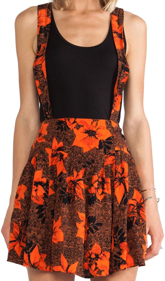 Tallow Mudhoney Overall Skirt