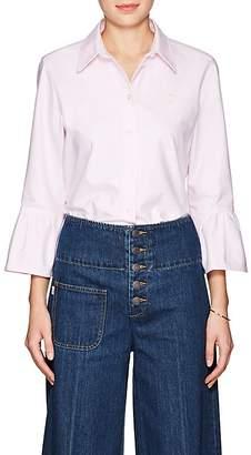Marc Jacobs Women's Cotton Oxford Cloth Blouse