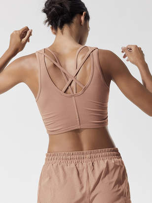 Delicate Twisted Bra Tank