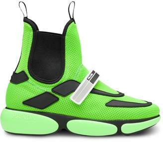 Prada Green Women s Sneakers - ShopStyle 00a332eef2