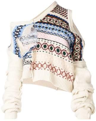 Preen by Thornton Bregazzi Kyra pattern sweater