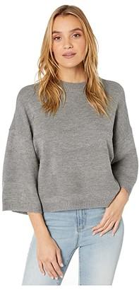 BB Dakota Tune in Drop Out Sweater