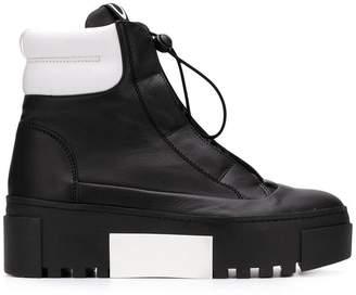 Vic Matié platform ankle boots
