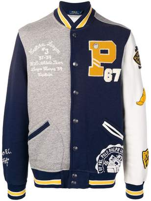 Polo Ralph Lauren Letterman jacket