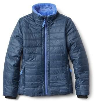 Athleta Girl Warm + Fuzzy Jacket