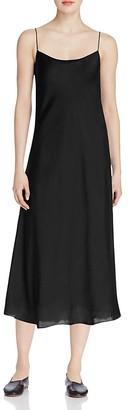 Vince Slip Dress $225 thestylecure.com