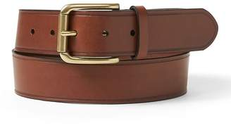 Banana Republic Embossed Edge Leather Belt
