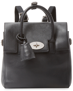 Mulberry x Cara Delevingne Mini Grained Leather Three-In-One Bag $1,295 thestylecure.com