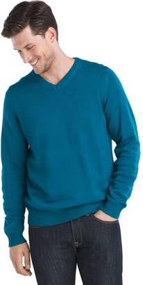 Izod Men's Fieldhouse Regular-Fit V-Neck Sweater