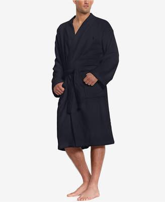 Polo Ralph Lauren Men Sleepwear Soft Cotton Kimono Velour Robe 72425409c77