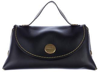 CelineCéline Leather Orb Bag