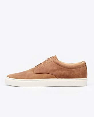 Nisolo Diego Low Top Sneaker Tobacco