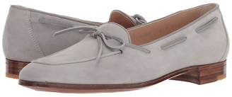 Gravati Bowed Velukid Slip-On Loafer Women's Slip on Shoes