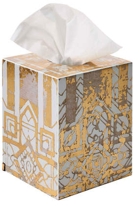 Kim Seybert Distressed Tissue Box