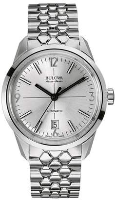 Bulova Men's Murren Bracelet Watch, 40mm