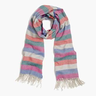 J.Crew Striped scarf