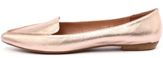Mollini Gyro Rose gold Shoes Womens Shoes Casual Flat Shoes