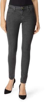 J Brand 620 Sparkle Super Skinny Jeans