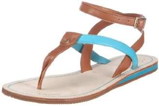 Womens lea sling 2 Open Sandals Flip*Flop 8ilNfC