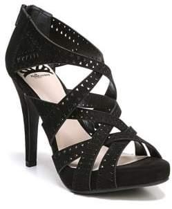 Fergalicious Hillcrest Microfiber Sandals