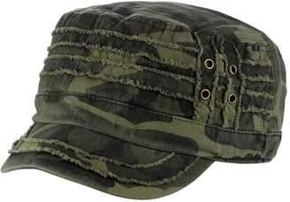 1c7960db57f D Y David   Young 100% Cotton Light Summer Cool Military Cadet Castro  Distress Hat Cap