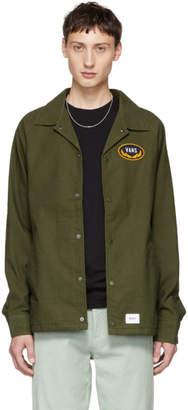 Vans Green WTAPS Edition Torrey Jacket