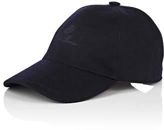 Loro Piana Men's Cashmere Baseball Cap