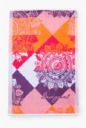 Desigual Patch Mini Towel