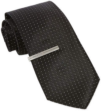 U.S. Polo Assn. USPA Pin Dot Tie Set