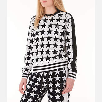 Converse Women's x Miley Cyrus Star Crew Sweatshirt