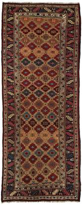"ABC Home Antique Kurdish Wool Runner - 3'10""x9'1"""