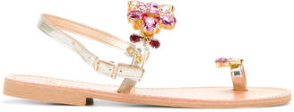Christina Fragista Sandals Kerkyra P sandals
