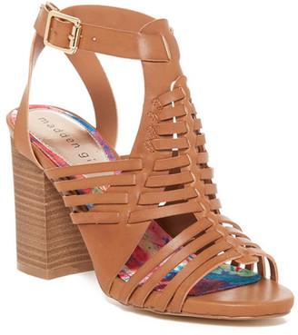Madden Girl Remiie Heel Sandal $59.99 thestylecure.com