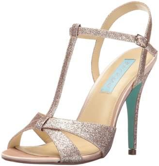 Betsey Johnson Blue Women's Sb-Teena Dress Sandal