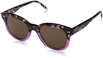 Calvin Klein Women's Ck4354s Round Sunglasses