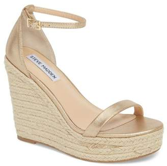 Steve Madden Survive Platform Wedge (Women)