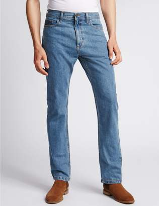 Marks and Spencer Big & Tall Regular Fit Jeans