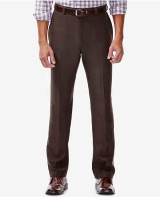 Haggar eCLo Stria Classic Fit Dress Pants