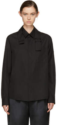 Craig Green Black Core Strap Shirt