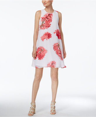 Calvin Klein Trapeze Dress $119 thestylecure.com