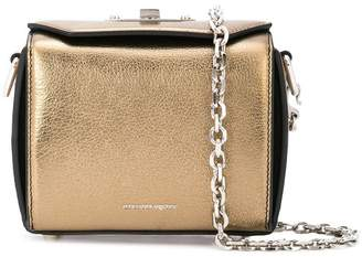 Alexander McQueen square shaped crossbody bag