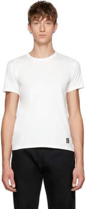 Wacko Maria White Guilty Parties Backprint Standard T-Shirt