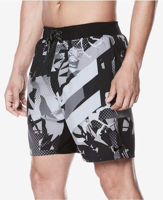 Nike Men's Breaker Printed 18'' Board Shorts