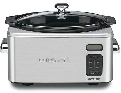 Cuisinart Programmable Slow Cooker