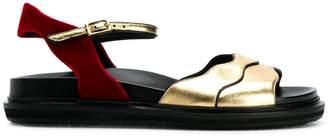 Marni sling-back sandals