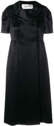 Valentino buttoned dress